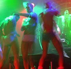 Гомосексуальные клубы