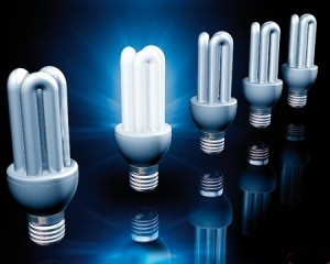 энергосберегающая лампочка