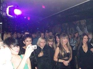 Ночные клубы для девушек в самаре москва сеть фитнес клубов зебра