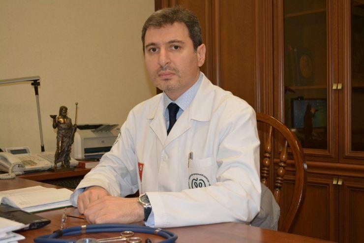 Министр здравоохранения Самарской области Армен Бенян