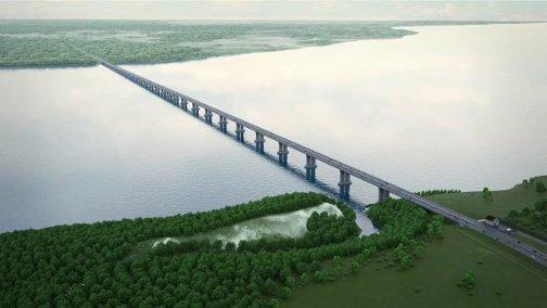 проект нового моста в самарской области
