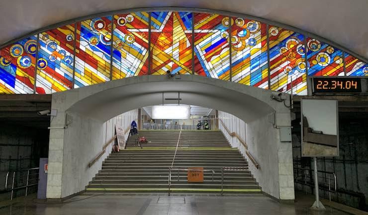 станция метро в Самаре
