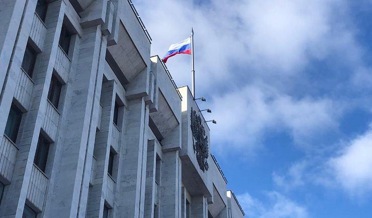 здание правительства самары