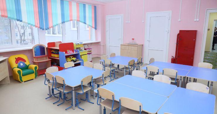 самарский детский сад