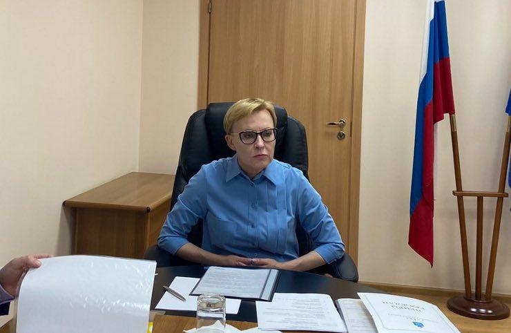 глава Самары Елена Лапушкина
