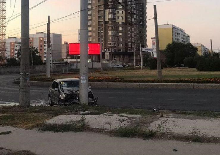 ДТП на улице Советской армии в Самаре
