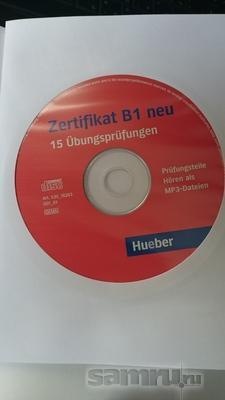 продаю учебник Zertifikat B1 Neu 15 übungsprüfungen объявления