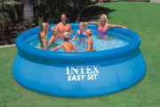 Бассейн надувной Intex EASY SET 366 х 91 см насос 28146
