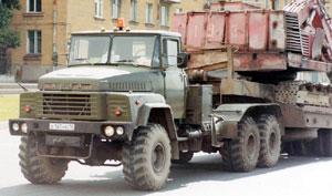 КрАЗ-260 - полноприводный тяжелый грузовик КрАЗ 260 13 - Мировые авто на AvtoRus.Com.