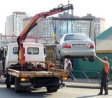 Кильчицкая: киевляне требуют вернуть эвакуаторы