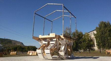 Учёные изСамары создали ходячий кабинет