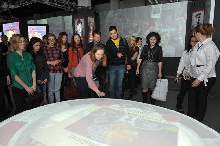 15ноября вОмске официально откроют мультимедийный парк «Россия— Моя история»