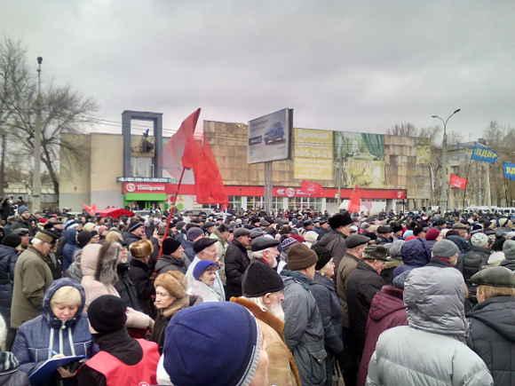 Митинг 2апреля санкционирован властями— Депутат Матвеев