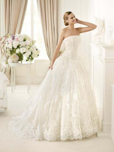 Свадебное платье Dark-B от салона Sposa