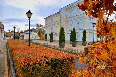 1-ый в Российской Федерации монумент Эльдару Рязанову установят вСамаре